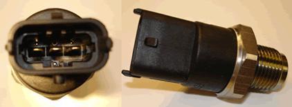 Common Rail Pressure Sensor