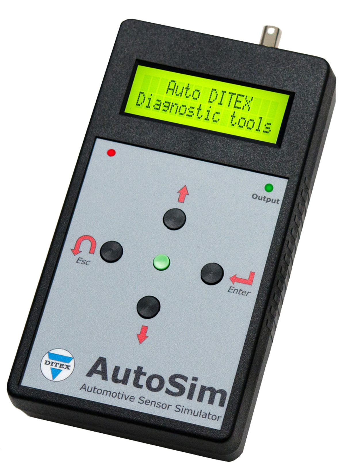 Automotive Sensor Simulator And Tester Ebay Oxygen 1 X Autosim Main Unit