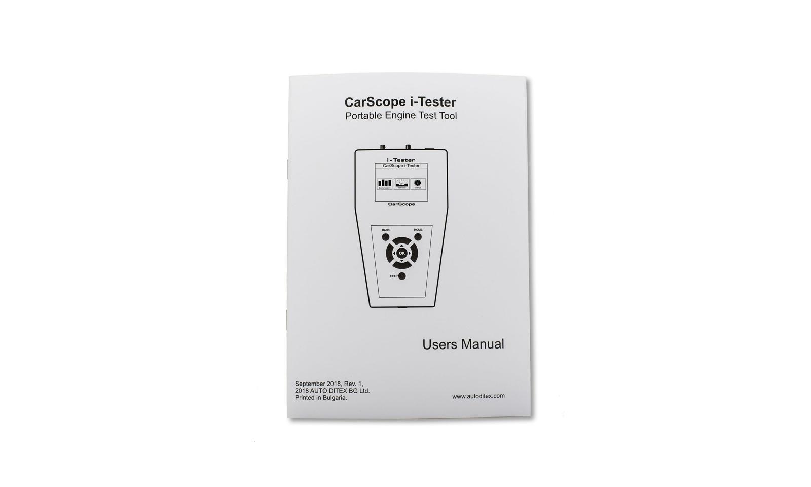 Carscope I Tester